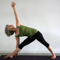 Caroline Murphy - Unley Yoga logo