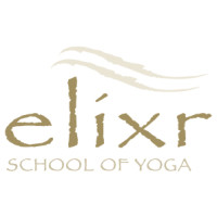 Elixr School of Yoga logo