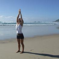 Flo Fenton's Intouch Yoga Byron Bay Teacher Training logo