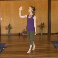 Flo Fenton's Intouch Yoga Byron Bay Events logo