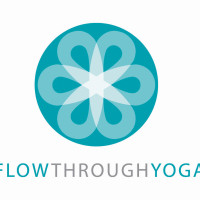 Flow Through Yoga logo