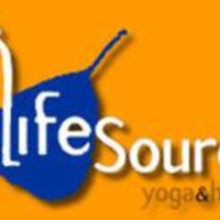 Life Source Yoga and Health logo