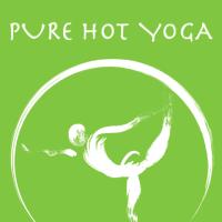 Pure Hot Yoga Bayswater logo