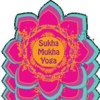 Sukha Mukha Yoga logo