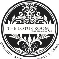 The Lotus Room, Yoga Studio logo