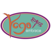 Yoga embrace logo