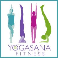 Yogasana Fitness logo