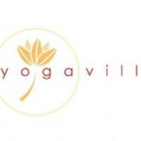 Yogaville logo