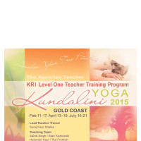 KUNDALINI YOGA Teacher Training 2015 - GOLD COAST