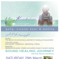 A Sound Healing Journey - Gong, Crystal Bowl & Mantra