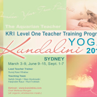 Kundalini Yoga Teacher Training Level 1