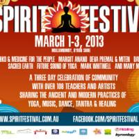 Byron Spirit Festival 2013