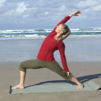 Flo Fenton's Yoga for Stress, anxiety, depression and fatigue workshop' Pine Rivers Yoga Weekend Workshop