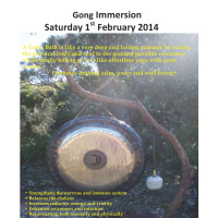 New Moon Gong Immersion