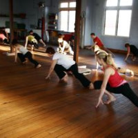 Shadow Yoga casual class