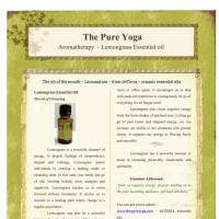 Yoga & Aromatherapy