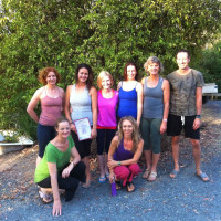 Flo Fenton's Intouch Yoga Level 2  Intensive Teacher Training/150 Hour Post Graduate Training