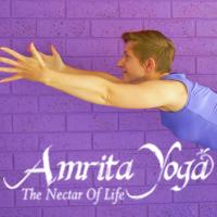 Amrita Yoga logo