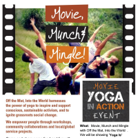 Movie, Munch & Mingle with Mark O'Brien
