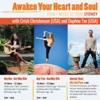 Mantra and Soulsongs with Daphne Tse