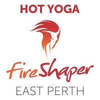 Fire Shaper Hot Yoga East Perth logo