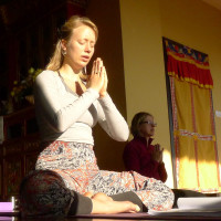 Kundalini Yoga and Meditation retreat in Nepal - The Triple Path to clarity and inner peace