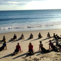 Radiance Byron Bay February Yoga Cleanse Walk Restore Retreat with Jessie Chapman