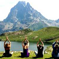 Radiance Pyrenees Yoga Hike Restore Retreat with Jessie Chapman