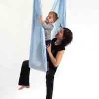 AntiGravity® AERIAL YOGA for MUMS & BUBS 0-18mnths