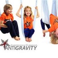 AntiGravity® AERIAL YOGA for KIDS 7-10 yrs