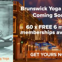 Summer Healing Yoga Brunswick logo