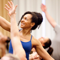 Adore Yoga Professional Training logo