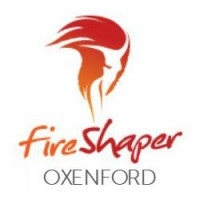 Fire Shaper -  NORTHERN GOLD COAST - Hot Yoga, Yin Yoga, Vinyasa, Pilates & More...  (All levels - beginner to advanced)                      Catering to Oxenford, Coomera, Hope Island, Helensvale, Pacific Pines, Mount Tamborine, Ormeau and the greater Northern Gold Coast region logo