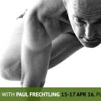 Ashtanga Yoga Weekend with Paul Frechtling 15-17 April 2016