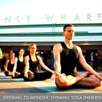 Opening to Wonder: Dynamic Yoga Immersion Workshop with Mark O'Brien 21-21 May 2016