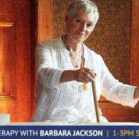 Crystal Bowl Sound Therapy with Barbara Jackson