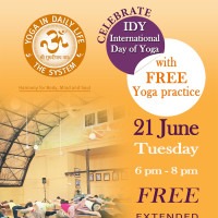 Free Class - International Day of Yoga