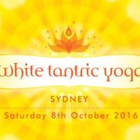WHITE TANTRIC YOGA 2016 - Sydney