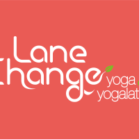 Lane Change Yoga & Yogalates logo