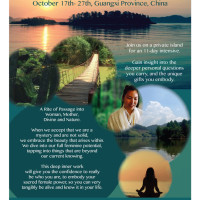 Sacred Woman's Retreat - HEROINES JOURNEY