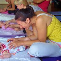 Mum & Baby Yoga Course at Viroga