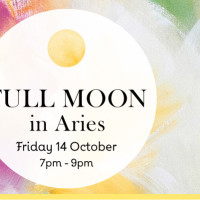 Full Moon in Aries: Expand and Excel