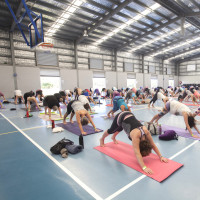 7th Sunshine Coast Yoga Day