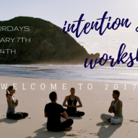 Welcome to 2017: Intention Setting & Yoga Workshop