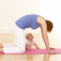 Mummy & Me Yoga - 4 week term