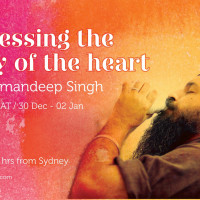 Yogi Amandeep: NY retreat: Accessing the Library of the Heart