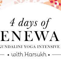 RENEWAL 4 day Kundalini Yoga Intensive 2017