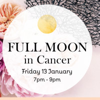 Full Moon in Cancer: Enrichment