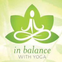 In Balance With Yoga logo