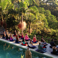 Byron Bay Nov Yoga Cleanse Walk Restore Retreat with Jessie Chapman